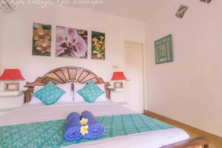 Kupu Kupu Cottage #2 Gili Trawangan - Pemenang