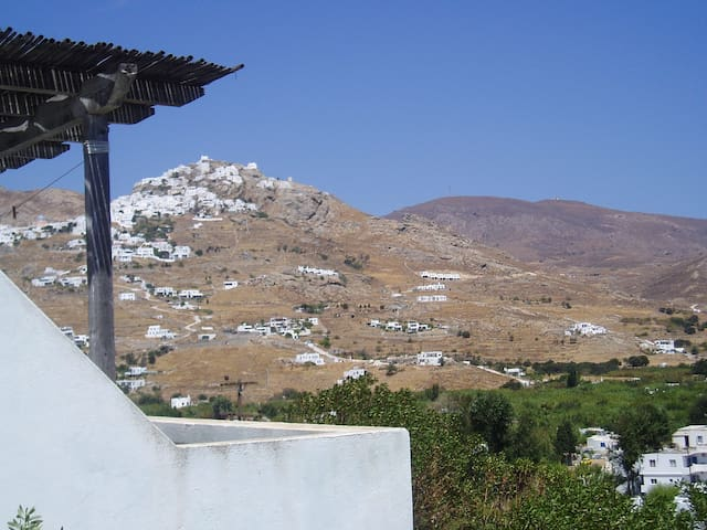 Chryssa 's stairway to heaven - Serifos - Apartament