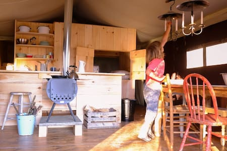 Catskills Luxury Farm Stay - Walton - Cabin