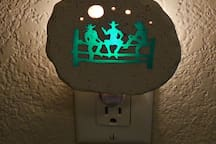 The Cowboy Nightlight