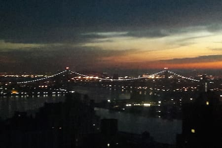 UES LUX 30 FLOOR RIVER & SKYLINE VIEWS PRIV BEDRM! - New York