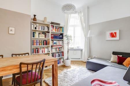 Charmante&ruhige Altbauwohnung - München - Apartment
