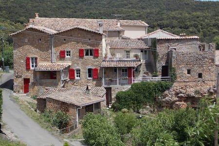 Véritable mas Cévenol restauré - Saint-Félix-de-Pallières