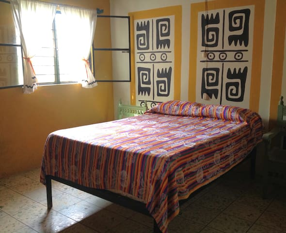 Charming 1BR Apt with Mexican Flair - San Blas