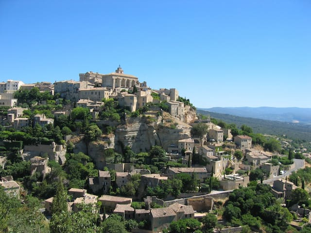 A serenity place in Luberon