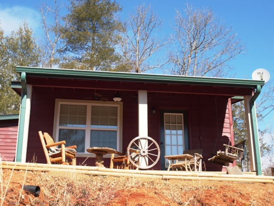 Hilltop Cabin Fun Ranch Smokys Mtns Houses For Rent In