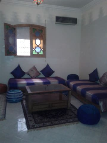 Combination of modernity & tradition lovely house - Meknes - Rumah