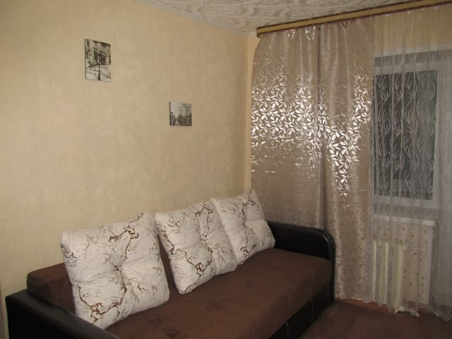 Квартира посуточно в центре города - Kolchugino - Huoneisto