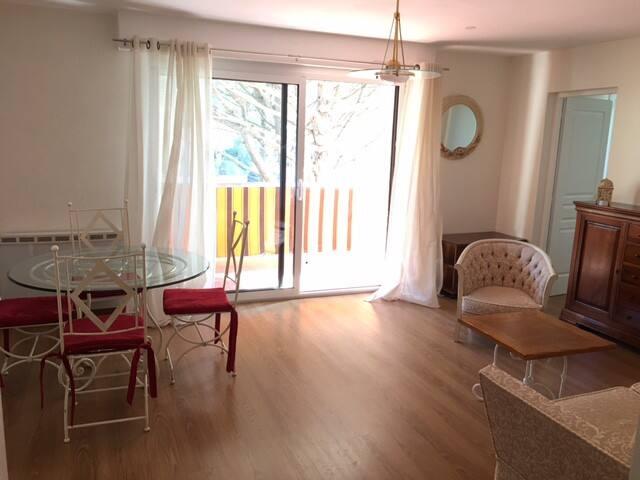 Fréjus Plage appartement 70 m² 2 chambres au calme