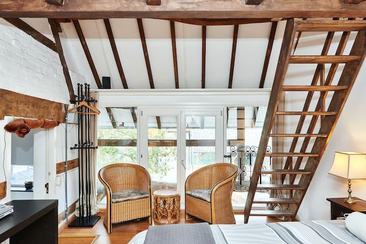 Family room in Limburgse boerderij