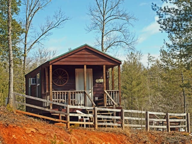 Cozy Cabin-fun Ranch-Smoky Mtns.!
