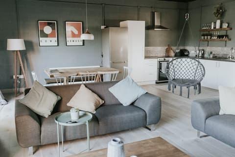 Little Fairfields - Moderne hyggeligt hjem med 3 soveværelser