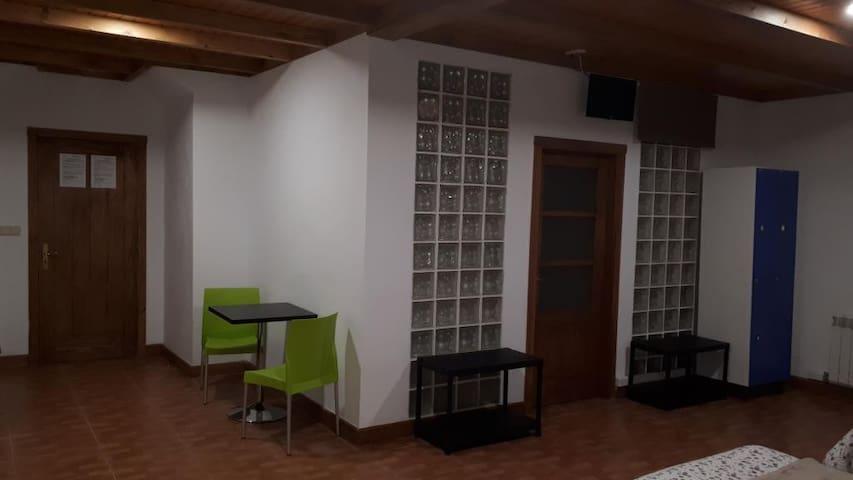 Pensión Vilanova - Habitación Xacobeo Baño Privado - Tarifa estandar