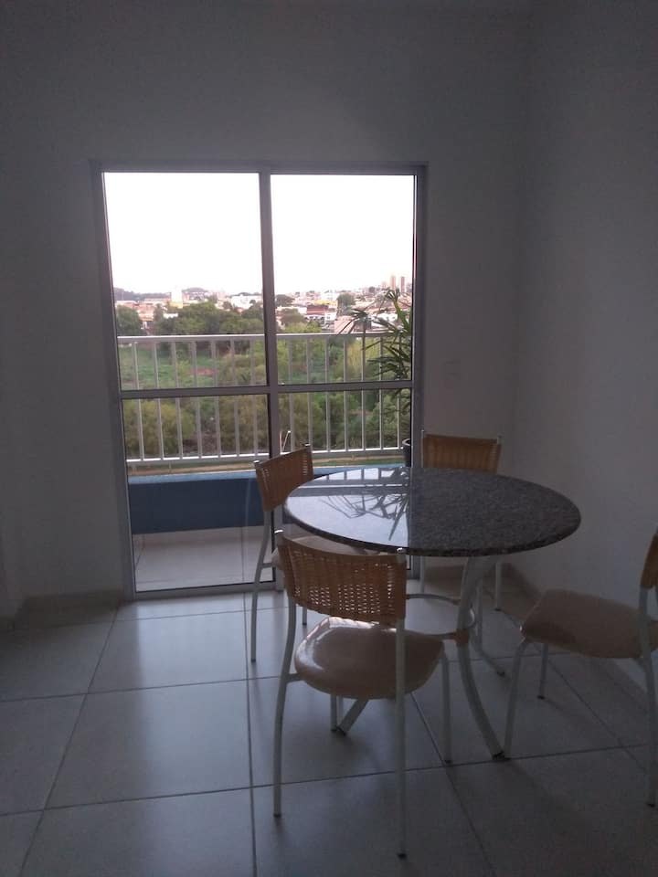 Suíte,wi-fi 300,cozinh,próx centro,Facu Anhanguera