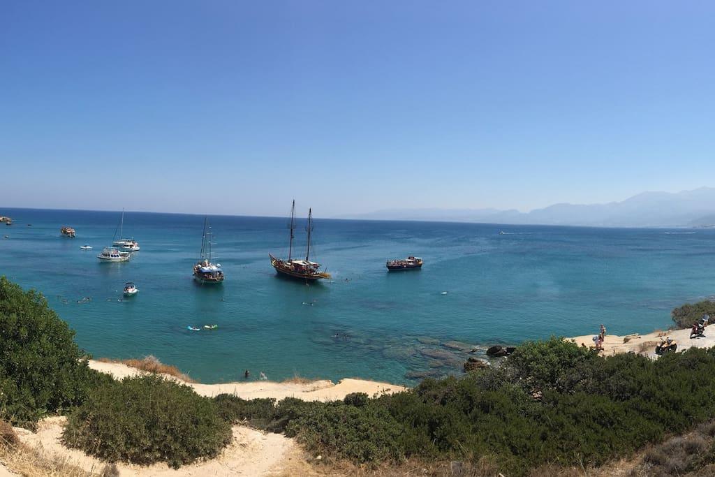 """Kalimera Criti, Good Morning Crete Island, Guten Morgen Kreta, herzlich Willkommen im einzigartigen  """"Staliwood Hill Apartment!"""" 2018/19"""