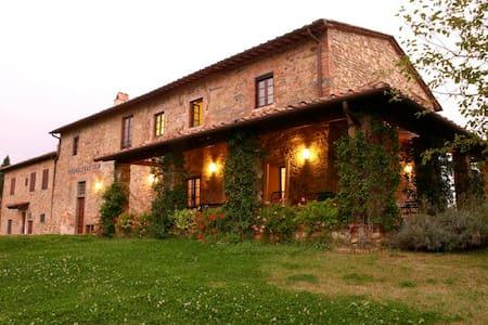 Contryhouse & pool close  Florence - montelupo fiorentino