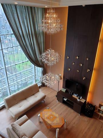 Premium Loft Residence Sudirman Central Jkt 2 Beds