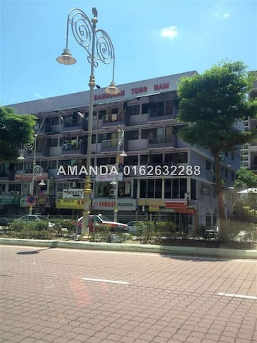 Brickfields, heart of Little India - Kuala Lumpur - Apartament