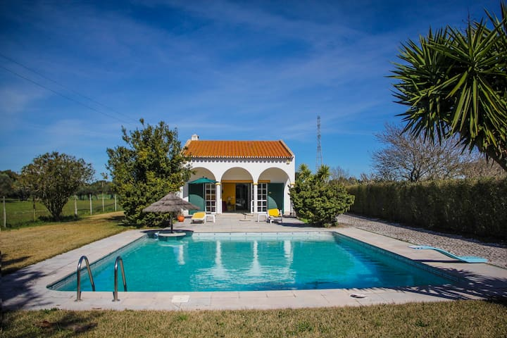 Villa with large private pool - Quinta do Anjo - House