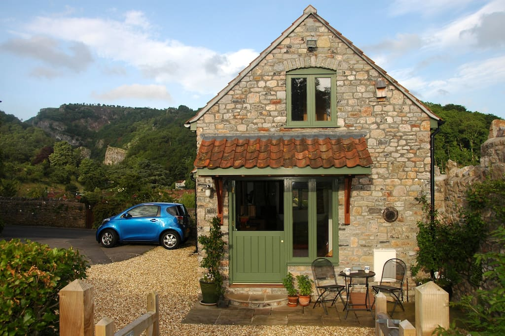 Gorge view cottage a cosy eco cottage for two h uschen for Piani eco cottage