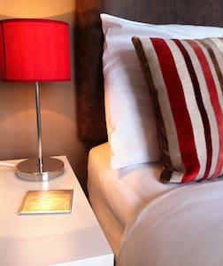 Double en-suite room(SunnyBank House) - Sennen - 住宿加早餐