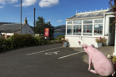The Pier, Lochside Guest House - Kilmun - Penzion (B&B)