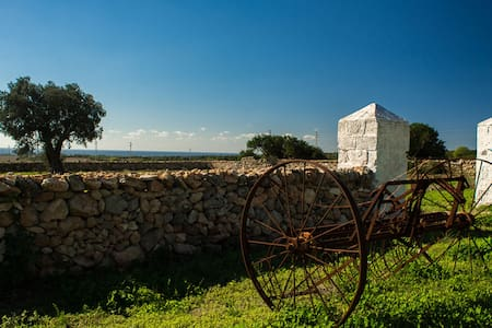 Masseria La Scalella- Casa Le Corti - Manduria