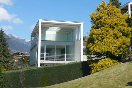 Villa Alvarium - Ferienwohnungen - Schenna bei Meran