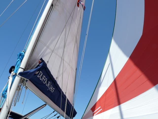 Live an adventure on a sailing boat - Ancona - Bateau