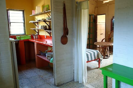 Charming 2BR Apt with Mexican Flair - San Blas