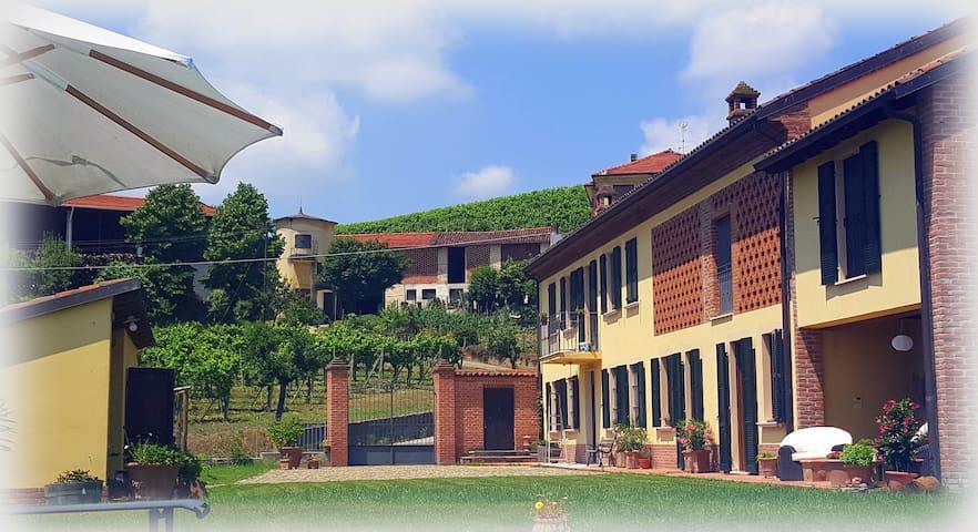 Casa Pizio Privathaus, Cassine, Piemont - Cassine - Talo