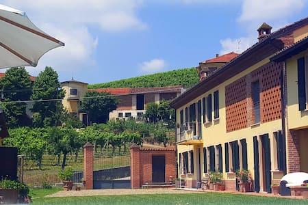 Casa Pizio B&B im Piemont, CASSINE Alessandria - Cassine - Bed & Breakfast