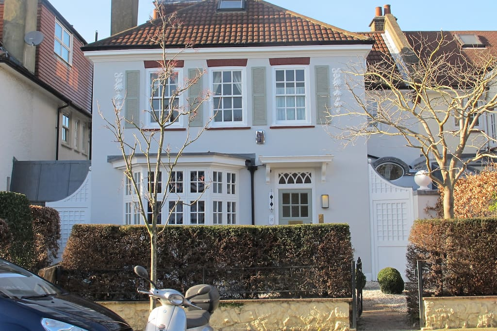 Large family house in wandsworth maisons louer - Louer maison londres ...