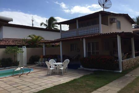Casa de praia em Tamandaré - Pernambuco - Tamandaré - บ้าน