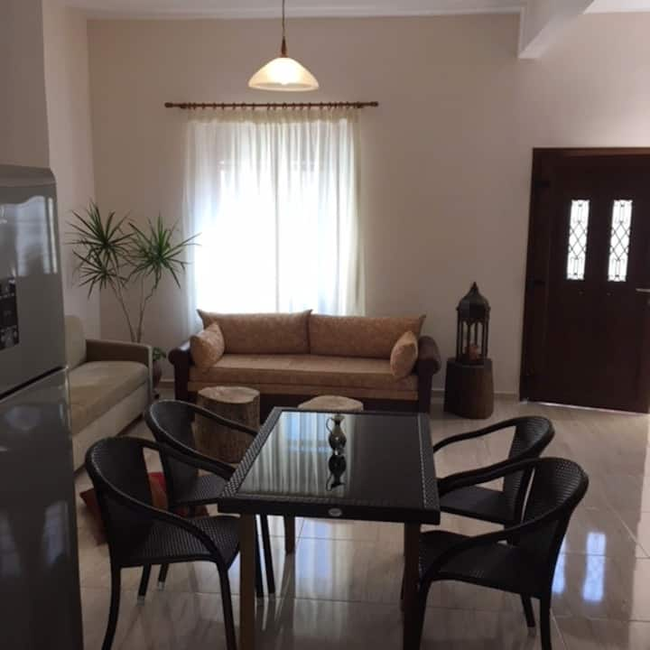 Beautiful, new central apartment in Sparta