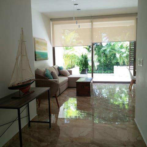 Bahia Principe Golf  Course Condo with Pool