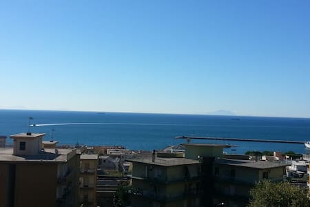 amazing view of Gaeta's Gulf - Formia