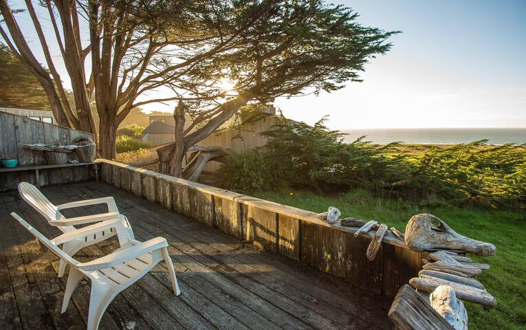 Black Point House - Sea Ranch - Talo