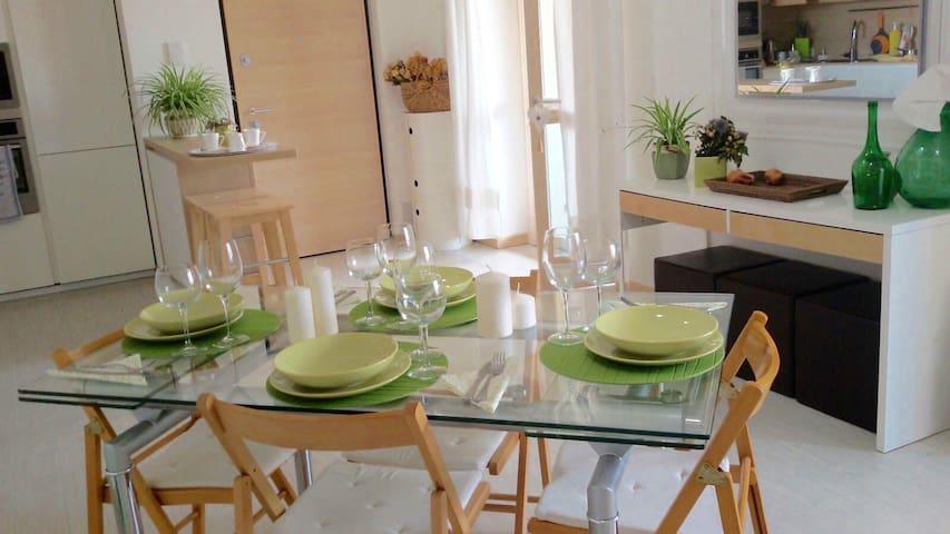 Appartamento Sguardo sul Castello - Valeggio Sul Mincio - Apartmen