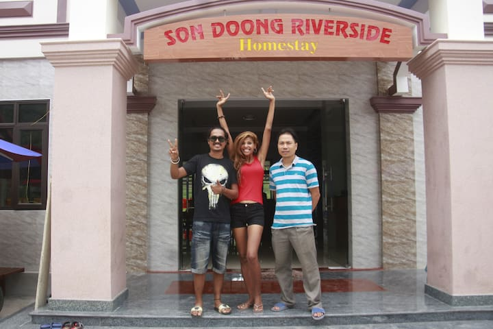 Son Doong Riverside Homestay 1