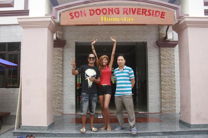 Son Doong Riverside Homestay