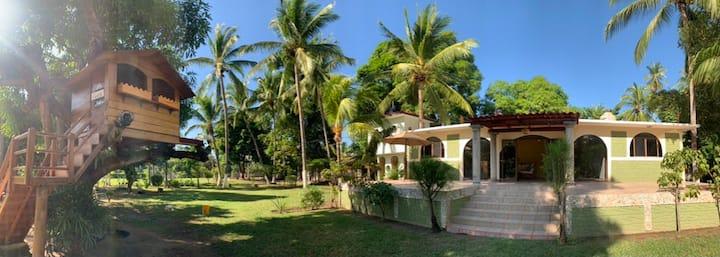 """Rancho """"La Quinta Madre"""" casa de campo"""