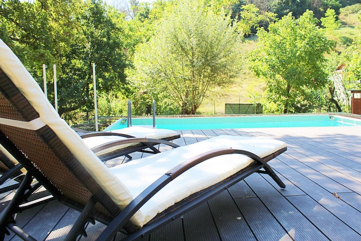 Casa Barulli - Tuscany- private swimming pool