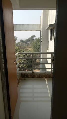 Flat accomodation facility in Tithal, Valsad