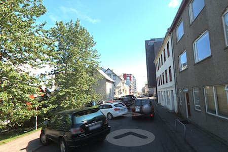 Wander in an antique locale (newly added) - Reykjavik - Appartamento