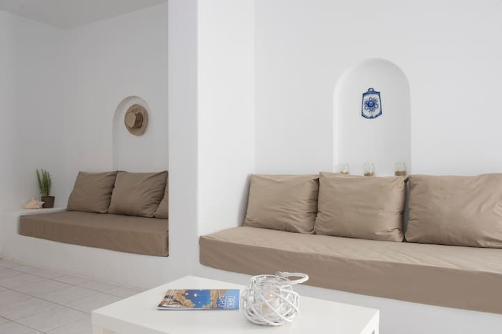 Living room / Seating area / Sofa beds