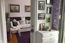 Private suite Lavanda