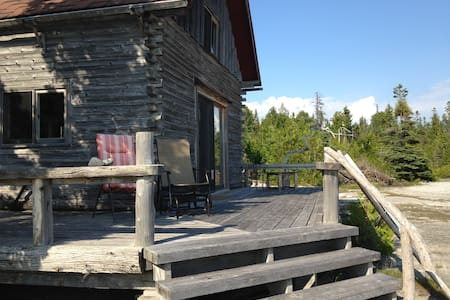 LOG CABIN UNPLUGGED + SUPER-CHARGED - Providence Bay - Cabin