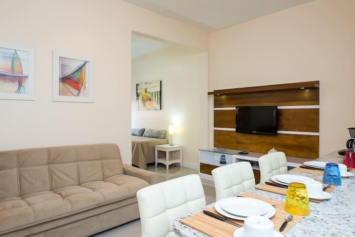 Cómodo apartamento en Ipanema