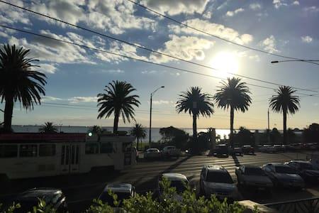 Beach Front St kilda Apartment - Saint Kilda - Appartamento